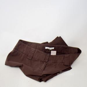 Pantalone Marrone Donna Marella Tg.44 S