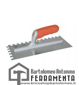 FRATTONE ACCIAIO DENTATO 10x10 mm ECCELSA 280X120 848/D DX PAVAN