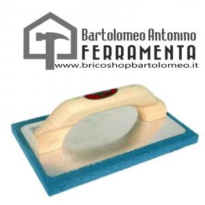 FRATTONE IN GOMMA SPUGNA PAVAN ART. 819/2 24x10 SUPPORTO ALLUMINIO