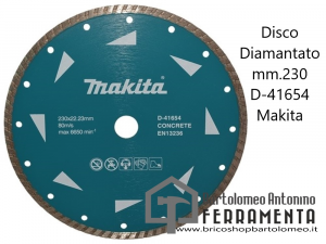 Disco Diamantato mm.230 D-41654 Makita