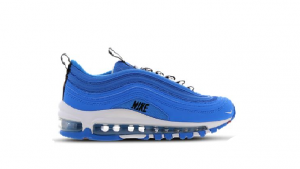 SNEAKERS NIKE AIR MAX 97 SE (GS) BLUE/BLACK/WHITE  AV3180/400