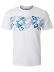 TSHIRT LOTTO TEE LOSANGA WHITE BLUE T2680