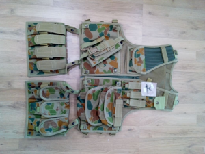 TACTICAL VEST HUNTER CAMO