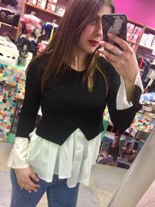 Maglia Camicia 3 Colori