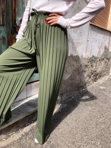 Pantalone palazzo Plissè