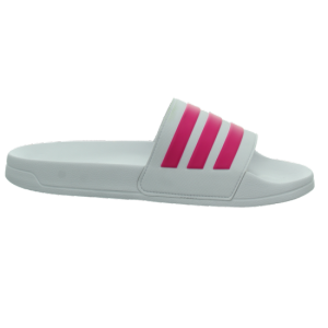 CIABATTE ADIDAS ADILETTE SHOWER F34914 WHITE/PINK