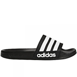 CIABATTE ADIDAS ADILETTE SHOWER AQ1701 BLACK/WHITE