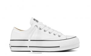 Scarpe Converse CTAS LIFT OX/Bianco