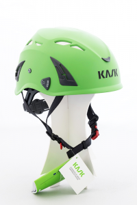 Casco protettivo da cantiere verde EN 397 KASK PLASMA AQ