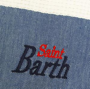 Telo mare MC2 Saint Barth Blu