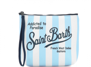 Pochette MC2 Saint Barth Celeste