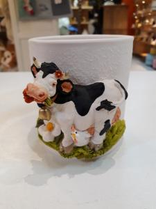 Portautensili mucca Artefice