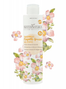 Shampoo Capelli Grassi al Cisto