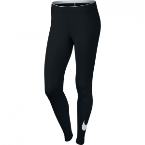 LEGGING CLUBLOGO NIKE BLACK/WHITE 8159591-010