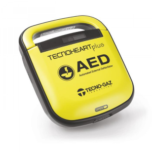 DEFIBRILLATORE TECNOHEART PLUS BY NEW AGE ITALIA