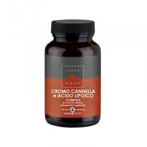 Cromo Cannella e Acido Lipoico Complex