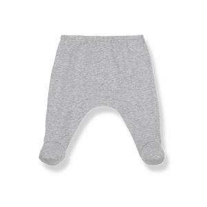 Pantalone in tuta con vita elasticizzata