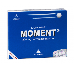 Moment 200 mg 6 compresse