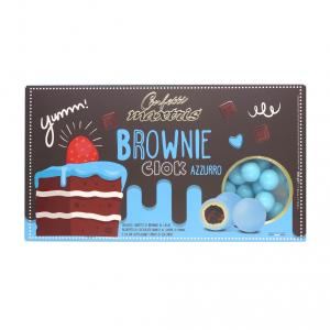 Confetti Maxtris Brownie Ciok Azzurro