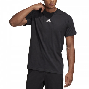T-SHIRT ADIDAS JERSEY MH 3S TEE BLACK/WHITE DT9955