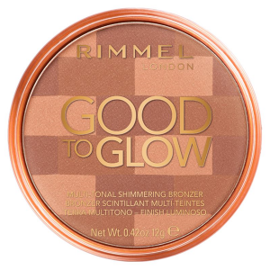 RIMMEL - GOOD TO GLOW TERRA MULTITONO - FINISH LUMINOSO
