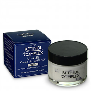 Retinol complex crema viso anti - age men 50 ml