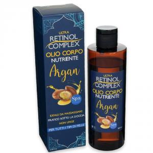 Olio Corpo Argan RETINOL COMPLEX