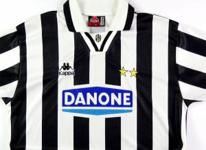 1994-95 Juventus Maglia Home L (Top)