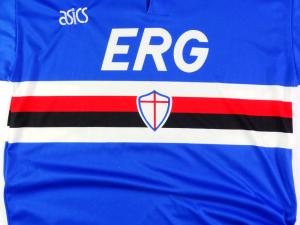 1992-94 Sampdoria Maglia Home XL
