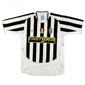 2003-04 Juventus Maglia Home M (Top)