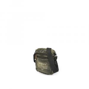 Avirex - 140506 - Borsa a tracolla unisex media M 1 scomparto verde militare cod. I