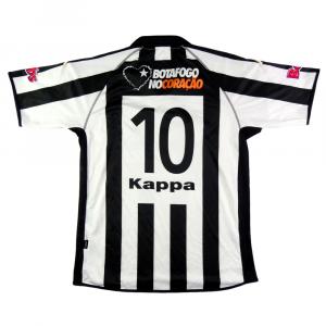 2004 Botafogo Maglia Centenario #10 Home L