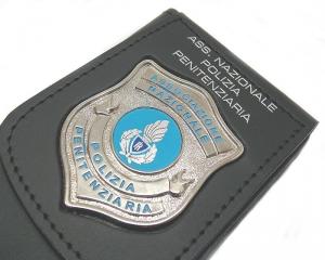 PORTAFOGLIO ASSOCIAZIONE NAZIONALE POLIZIA PENITENZIARIA (NERO)