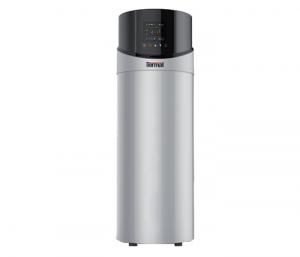 Pompa di calore acs  300 / 500 lt  ,funzione ciclo antilegionella ,  cop 3,52 , classe efficienza energetica  A ,  integrabilità  con solare termico