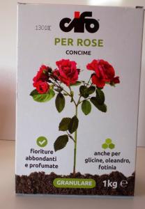 Concime Granulare per Rose