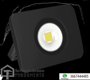 FARO LED 195/265Vac 50/60Hz 70W 5000K