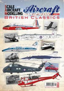 Aircraft in Profile - British Classics Volume 1 Issue 1