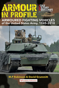 Armour in Profile-Armoured Fighting Vehicles USA 1945-2018