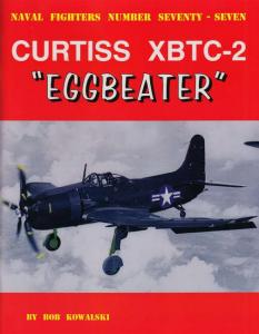 CURTISS XBTC-2 'EGG BEATER'