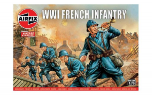 French Infantry WW. II