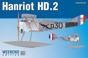 Hanriot HD.2 floatplane