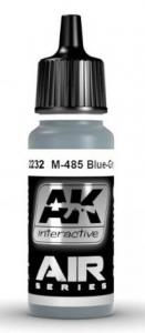 M-485 BLUE GRAY