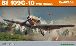 Me-109G-10 WNF/Diana