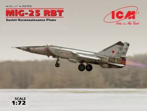 MiG-25 RBT- Soviet Reconnaissance Plane