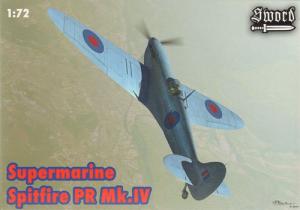 SPITFIRE PR MK.IV