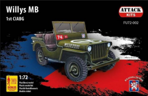 Willys MB 1st CIABG