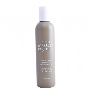 John Masters Zinc & Sage Shampoo With Conditioner 236ml