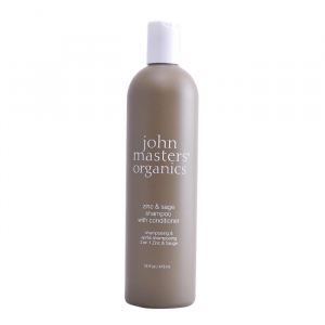 John Masters Zinc & Sage Shampoo With Conditioner 473ml