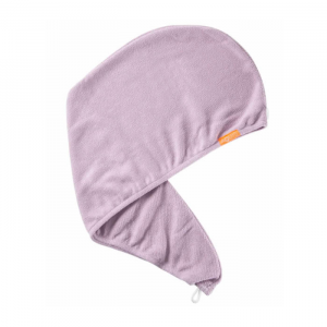 Aquis Lisse Luxe Hair Turban Cloudy Pink