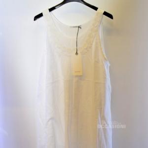 Vestito Donna Xetra Bianco